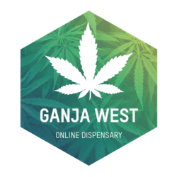 GanjaWest marijuana dispensary menu