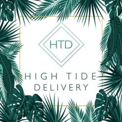 High Tide Delivery marijuana dispensary menu