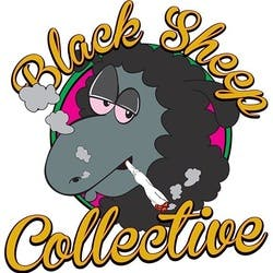 Black Sheep Collective marijuana dispensary menu