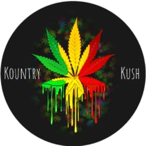 Kountry Kush marijuana dispensary menu