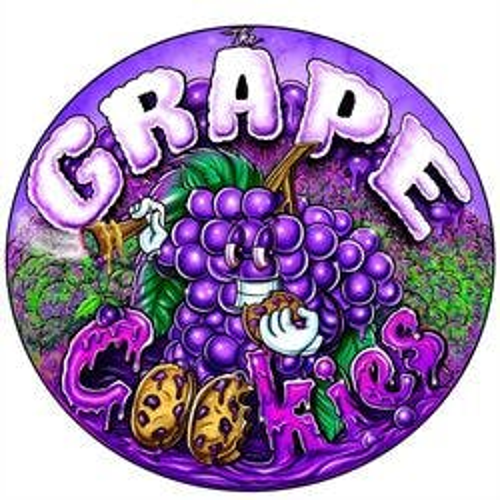 The Grape Cookies marijuana dispensary menu
