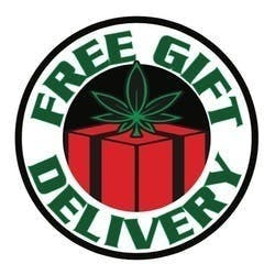 Free Gift Delivery marijuana dispensary menu