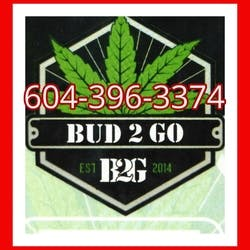 Bud2go marijuana dispensary menu