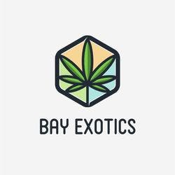 Bay Exotics marijuana dispensary menu