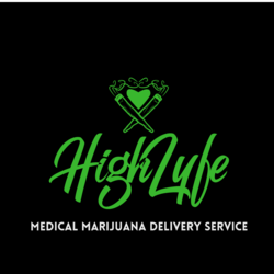 Highlyfe Delivery marijuana dispensary menu