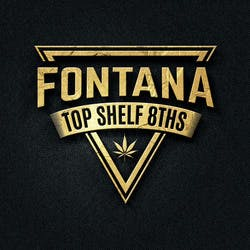 Top Shelf 8ths marijuana dispensary menu