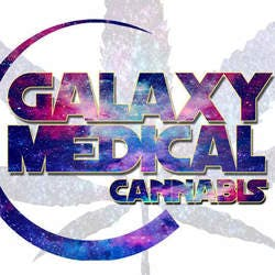 Galaxy Medical Cannabis marijuana dispensary menu