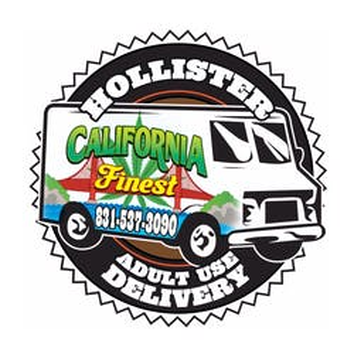California Finest Delivery marijuana dispensary menu