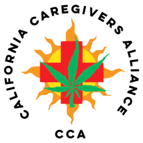 CCA California Caregivers Alliance marijuana dispensary menu