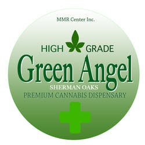 Green Angel PreICO marijuana dispensary menu
