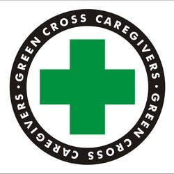 Green Cross Caregivers Medical marijuana dispensary menu
