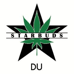 Starbuds DU marijuana dispensary menu