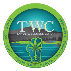 Tahoe Wellness Cooperative marijuana dispensary menu