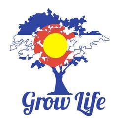 GROW LIFE Medical marijuana dispensary menu