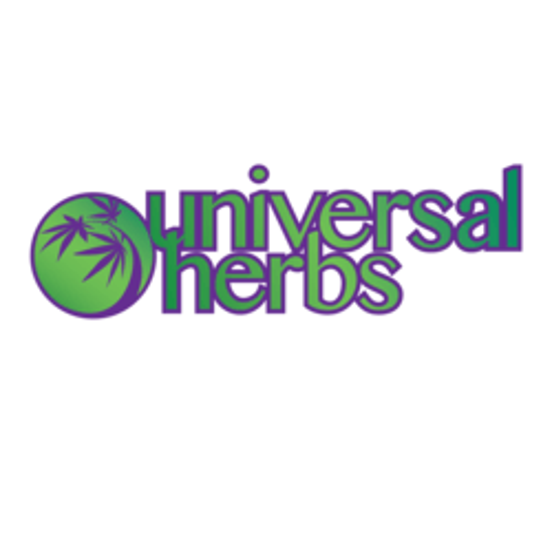 Universal Herbs marijuana dispensary menu