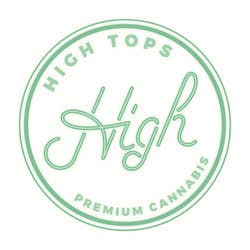 High Tops marijuana dispensary menu