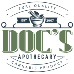 Docs Apothecary Medical marijuana dispensary menu