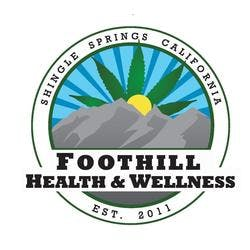 Foothill Health and Wellness marijuana dispensary menu