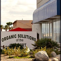 Organic Solutions of the Desert