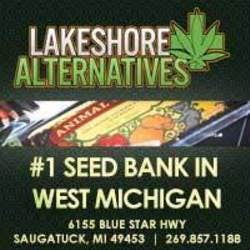 Lakeshore Alternatives marijuana dispensary menu