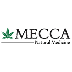 Mecca Natural Medicine marijuana dispensary menu