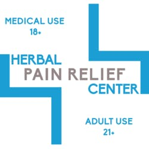 Herbal Pain Relief Center marijuana dispensary menu