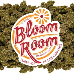 Bloom Room Collective marijuana dispensary menu