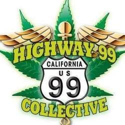 Highway Collective marijuana dispensary menu