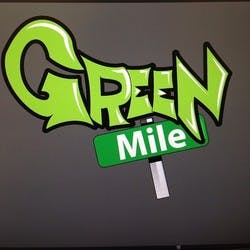Green Mile marijuana dispensary menu