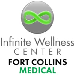 Infinite Wellness Center Ft Collins marijuana dispensary menu
