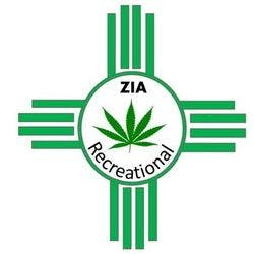 Zia  Recreational marijuana dispensary menu