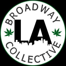 Broadway LA Pharmacy  30 Cap marijuana dispensary menu