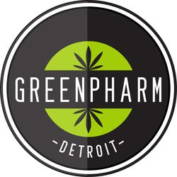 Green Pharm marijuana dispensary menu