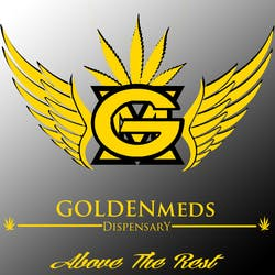 Golden Meds  Recreational 21 Recreational marijuana dispensary menu