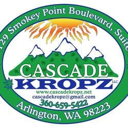 Cascade Kropz marijuana dispensary menu