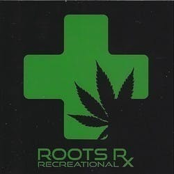 Roots Rx Vail Recreational marijuana dispensary menu