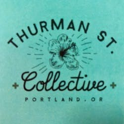 Thurman Street Collective marijuana dispensary menu