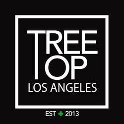 TREETOP LA Medical marijuana dispensary menu