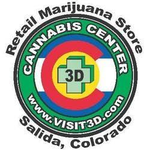 3D Cannabis Center marijuana dispensary menu