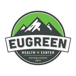 Eugreen Health Center marijuana dispensary menu