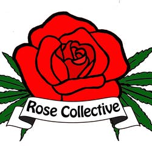 Rose Collective PreICO marijuana dispensary menu
