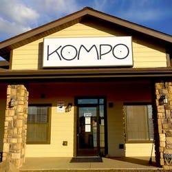 Kompo marijuana dispensary menu