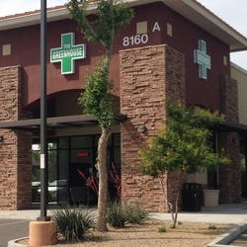 Glendale Greenhouse marijuana dispensary menu