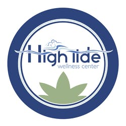 High Tide Wellness marijuana dispensary menu