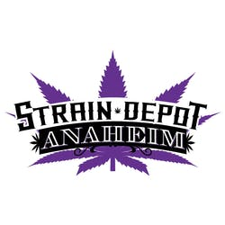 Strain Depot marijuana dispensary menu
