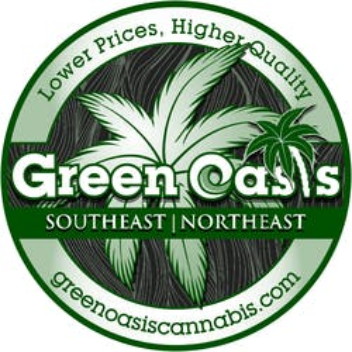 Green Oasis  North East marijuana dispensary menu