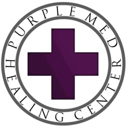 Purplemed Healing Center marijuana dispensary menu
