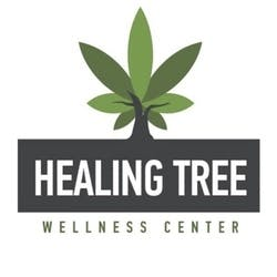 Healing Tree Wellness Medical marijuana dispensary menu