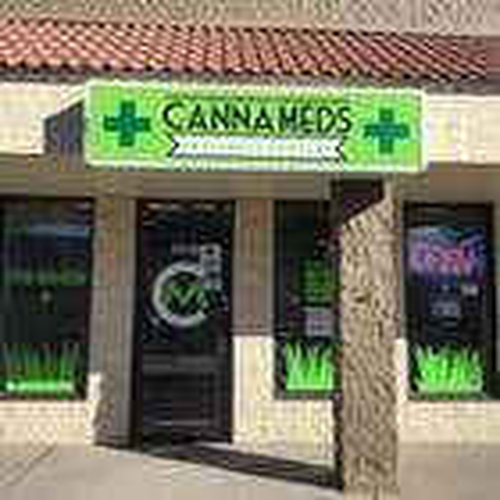 Canna Meds Wellness Center - Academy