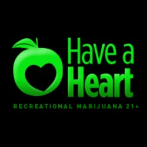 Have A Heart marijuana dispensary menu